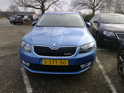 Bb Denim Kombi Octavia Greenline Denim Blue Skodaforum Nl