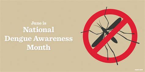 national dengue awareness month  dilg