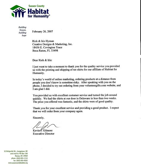 charity endorsement letter best photos of sle volunteer recommendation letter