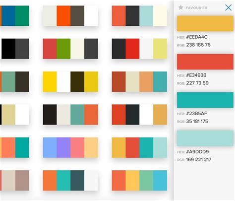 Palette De Couleurs by Colordrop Des Palettes De Couleurs Pour Votre Inspiration