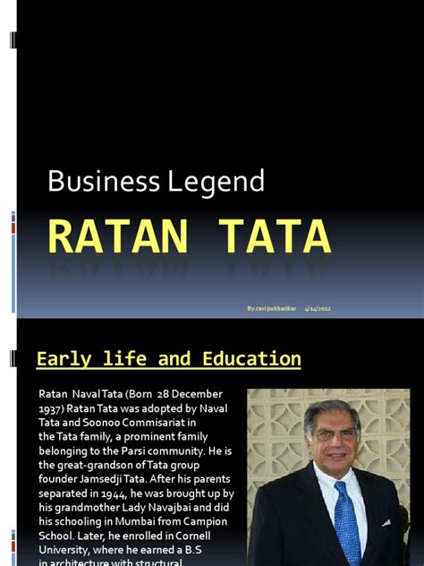 ratan tata biography book name ratan tata ppt order of the british empire takeover