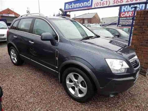 vauxhall antara 4x4 2 0 cdti s car for sale