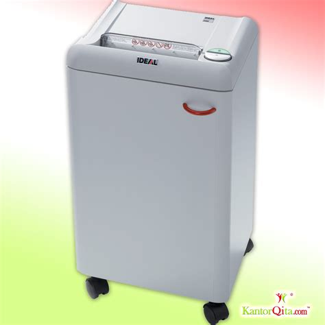 Penghancur Kertas Ideal 2404 Mesin Penghancur Kertas Paper Shredder Ideal 2404 Cc