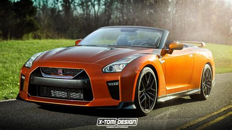 nissan f this is another convertible nissan gt r top gear