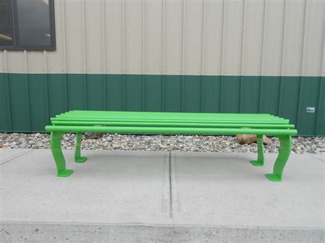 bench pebble beach pebble beach backless bench tuff go llc