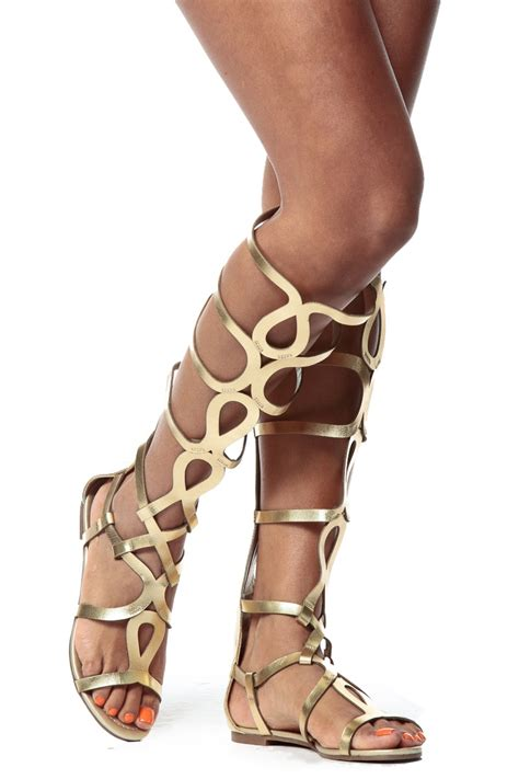 gold gladiator sandals with heels gold gladiator sandals cicihot from cici