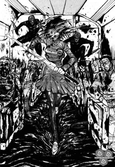 Maken X Another Manga :: Miscellaneous :: Digital Devil