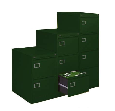 Green Filing Cabinet Racing Green Filing Cabinet 2 Drawer Executive