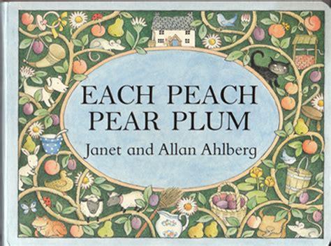 each peach pear plum b00cbn6b9s each peach pear plum allan ahlberg