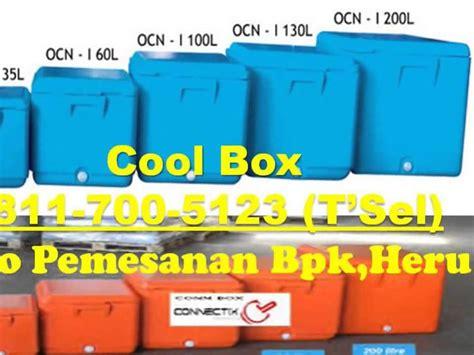 Box Ikan 0811 700 5123 tsel jual cool box ikan
