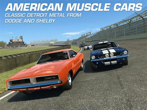 American Muscle Gift Card - new real racing 3 update brings classic american muscle cars