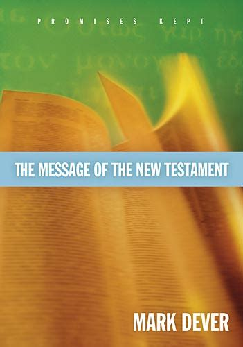 themes of each book of the new testament rebecca writes book review the message of the new testament