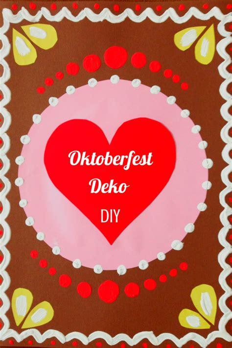 oktoberfest deko selber machen 3992 oktoberfest deko selber machen meine svenja