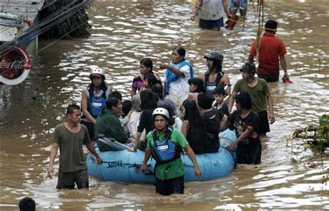 PHILIPPINES: How to help typhoon Sendong (Washi) victims Flood Relief Donations