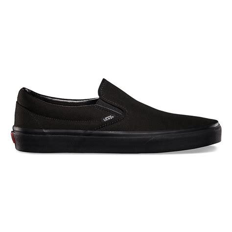 Vans Slip On Original Made In classic slip on in black black vans black 0eyebka