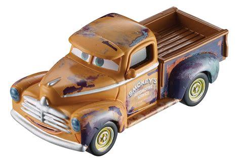 Disney Pixar Cars 3 Smokey new disney pixar cars 3 toys and books for