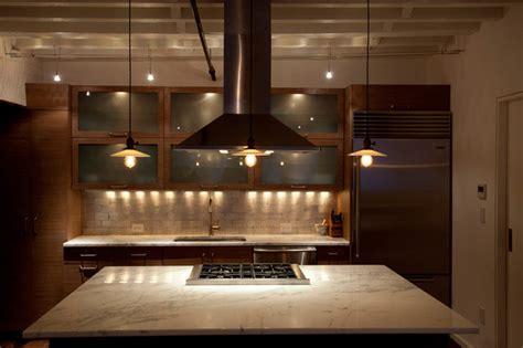 Kitchen New York City Chef S Open Kitchen New York City Tribeca Loft Luxury