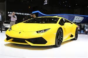 Lamborghini 2015 Cars New Yellow Lamborghini Huracan 2015 Car Hd Desktop