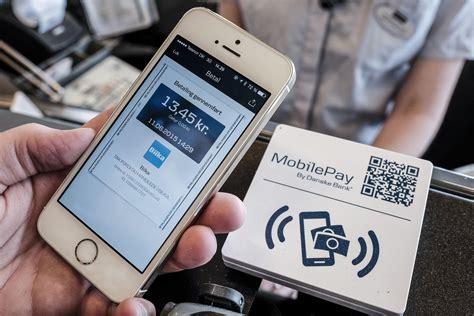 www mobile pay mobilepay er nede husk kontanter eller dankort