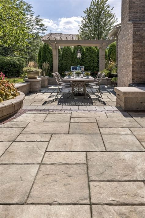 Paver Patio Designs Pictures Best 25 Patio Flooring Ideas On Outdoor Patio Flooring Ideas Outdoor Flooring And