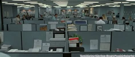 Office Space Cubicle The Corporate Clown