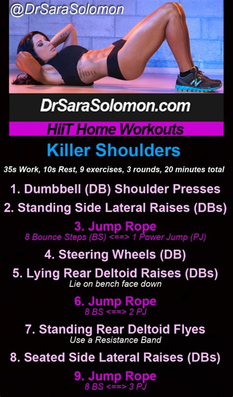 ww 11 killer shoulders hiit dr solomon