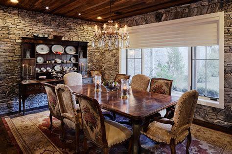 Lovely Rustic Pendant Lighting Kitchen #10: Rustic-dining-room.jpg