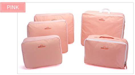 5 In 1 Tas Travel Bag In Bag Storage Baju Celana Koper Best Seller 5 in 1 travel organizer bag in bags end 4 1 2018 2 15 pm