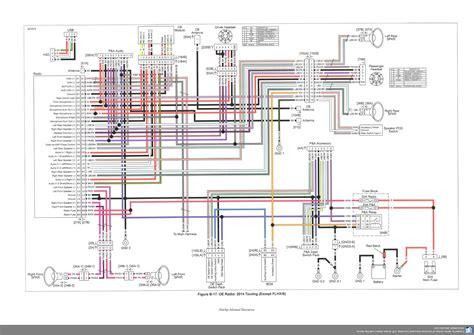 2011 glide radio wiring diagram glide