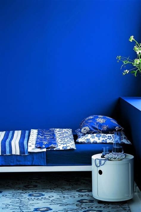 cobalt blue bedroom blue blau bleu azul bl 229 azul 蓝色 indigo