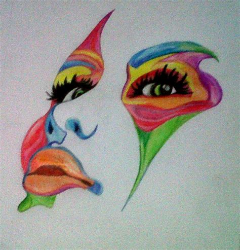 colorful drawings colorful by samy2r on deviantart