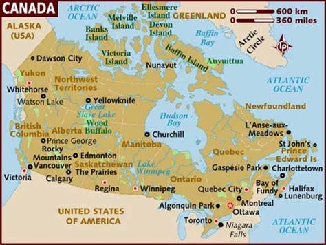 map of us and canada montreal galicia en toronto capital financieira de canad 193