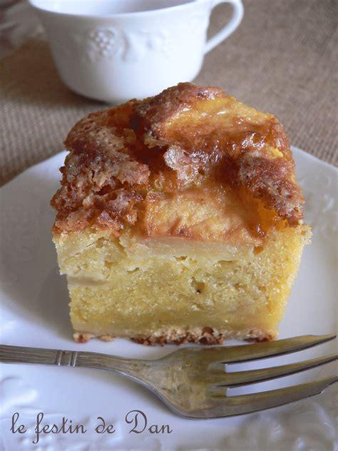 cuisine gateau aux pommes g 226 teau aux pommes blogs de cuisine