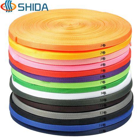 Webbing Tubular 1 Roll 45 Meter Wholesale 3 8 Quot Inch 1cm 45 Meters Polypropylene Black