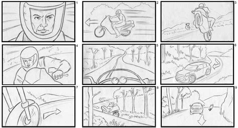 picture book storyboard a simple guide to your networked media