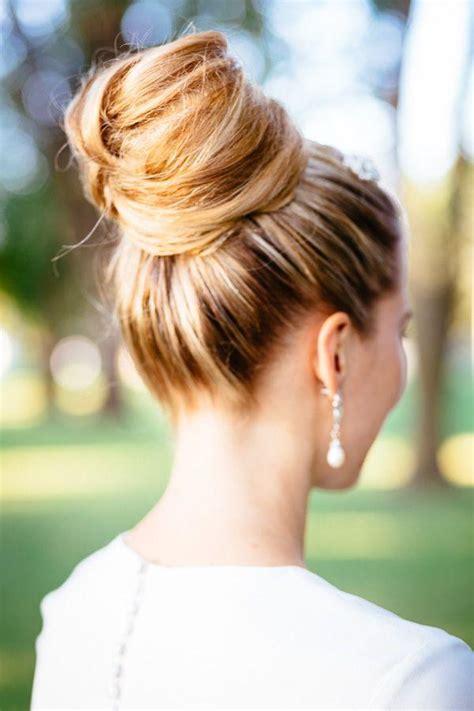 bun hairstyle big chignon mod 232 le big bun 2042937 weddbook