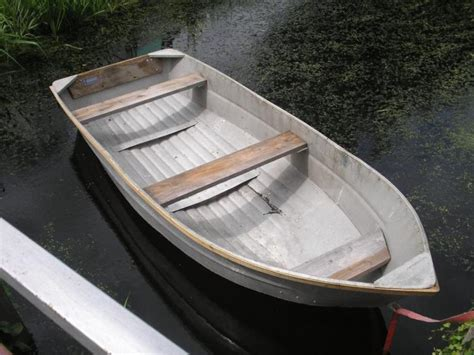 aluminium boot belgie aluminium roeiboot evt met elektro moter namur gratis