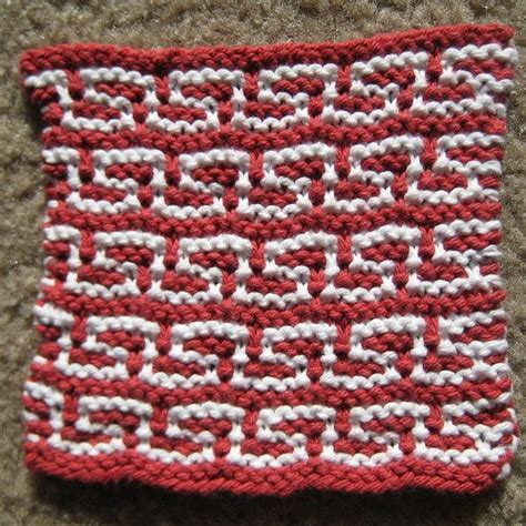 mosaic pattern knitting 77 best images about knitting mosaic and slipped stitches