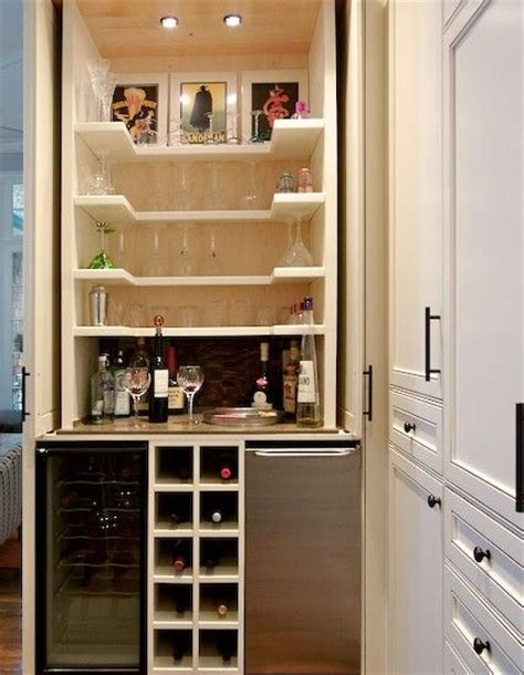 The Closet Bar by Pin By Pinn On Home Bar