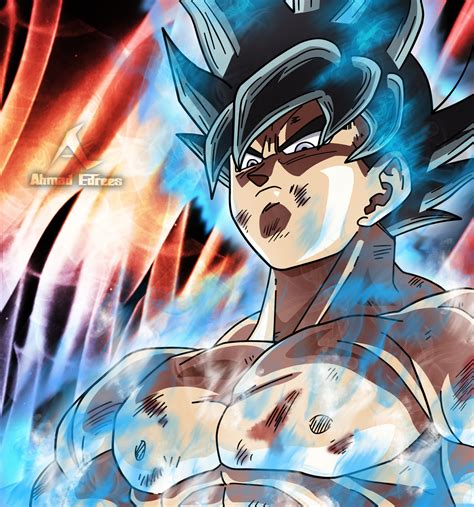imagenes goku limit breaker hd goku limit breaker by ahmadedrees on deviantart