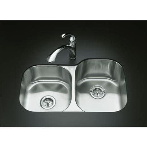 home depot kohler kitchen sinks kohler undertone large medium undercounter kitchen sink
