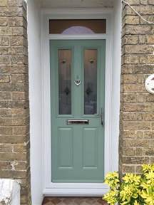 Buy New Front Door Chartwell Green Composite Doors