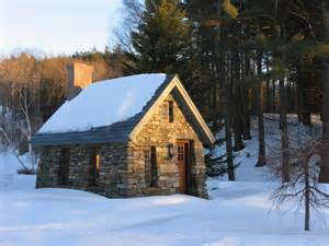 Cheapest Houses In America stone thoreau cabin replica tiny house swoon