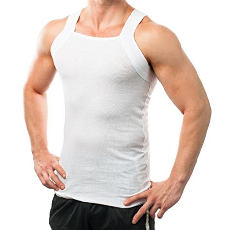 square crop mens cut men s g unit style tank tops square cut muscle ribbed