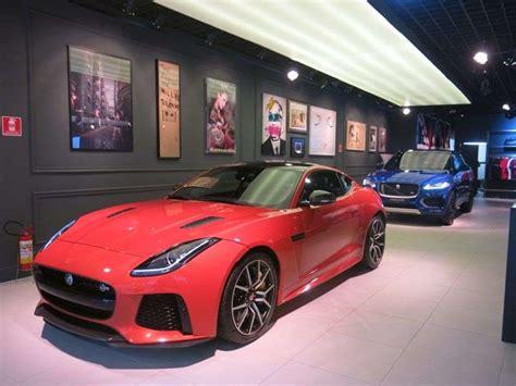 jaguar jk jaguar land rover oferece test drive no shopping jk
