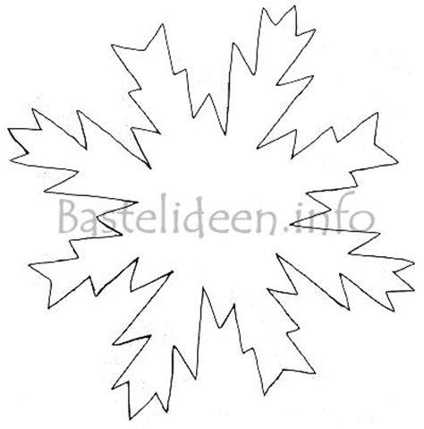Kostenlose Vorlage Schneeflocke Bastelvorlage F 252 R Winter Schneeflocke Bastelvorlage