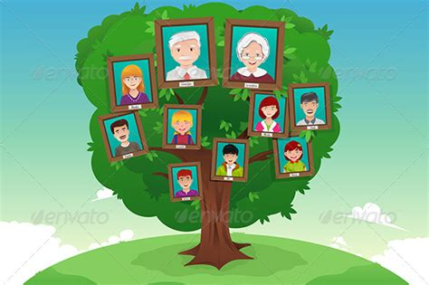 decorative family tree templates 187 dondrup com