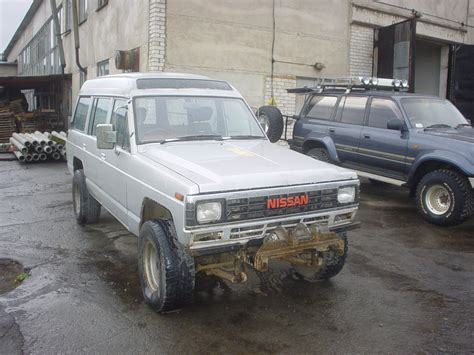 nissan safari for sale 1986 nissan safari pictures 3500cc diesel manual for sale