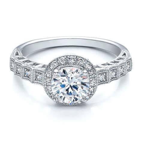 custom jewelry engagement rings bellevue seattle joseph