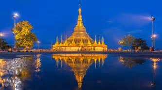 Shwedagon pagoda yangon myanmar daily escape travelchannel com